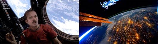Space Oddity - Musikvideo aus dem Weltall