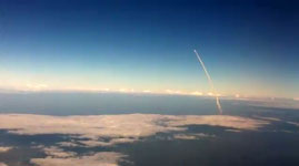 space shuttle, launch, airplane