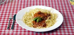 Spaghetti Schrei