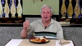 Spaghetti-Pasta-Noodle Fork