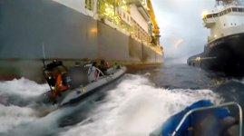 Greenpeace, Spanien, Marine