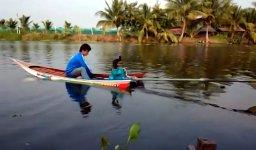 Speedboot aus Thailand