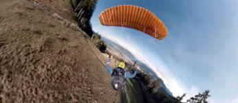Speedflying Perspektive