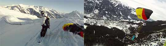 Speedflying, Wengen