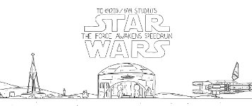 Speedrun Star Wars VII The Force Awakens