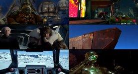 Star Wars alle 6 Teile