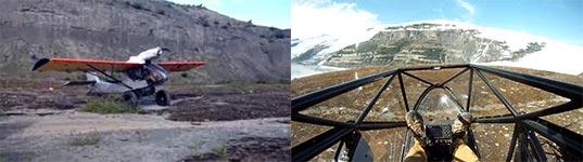 Startbahn, Alaska