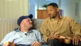 Stefan Raab Will Smith Ukulele