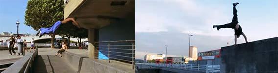 Pakour, London, Urban, Freerunning