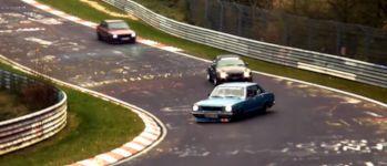 Verrückte Fahrzeuge auf dem Nürburgring