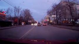 Straßenexplosion, Russland