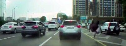 Strauss Verkehr Kasachstan