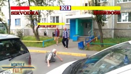 Street Fighter - Crazy Drunk Russians Edition