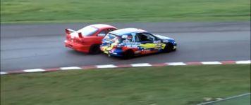 Unfall Toyota Grand Prix