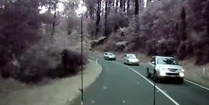 Sturm Australien Bäume Straße