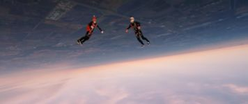 SUNSET FREE FALL Skydiving