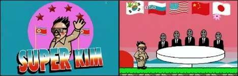 Kim Jong-il, parodie, nordkorea, Pjöngjang, atom