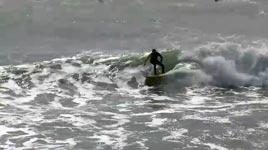 Surfboard Kickflip