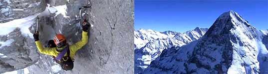 Ueli Steck, bergsteigen, Eiger, Weltrekord