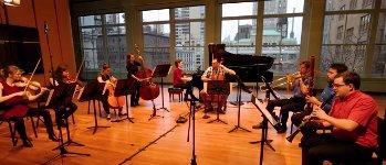Take On Me - a-ha - Brooklyn Duo - Carnegie Hall