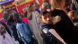 Taschendieb wird von Polizei brachial gestoppt