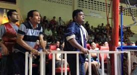 Thaiboxen, Trainer