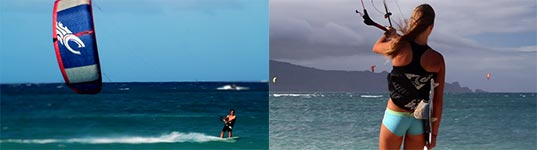The Difference is the kite surf movie