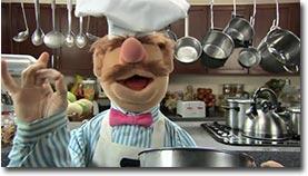 Muppets, Koch, Popcorn