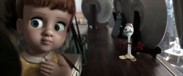 Kameratechnik hinter Toy Story 4