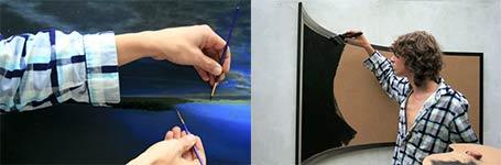 Thijme Termaat, malen, Gemälde, Ölgemälde, Kunstdrucke, Leinwände