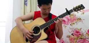 Thunderstruck Gitarre