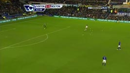 Tim Howard Freek Wonder Goal vs Bolton