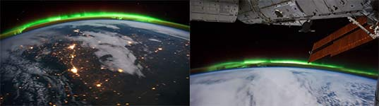Earth, Time Lapse View from Space, Fly Over, NASA, ISS