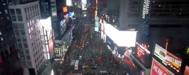 Times Square Panic
