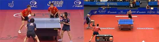 Tischtennis-Highlights 2012
