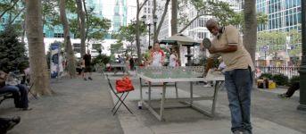 Tischtennis New York
