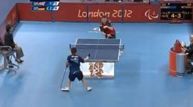 David Wetherill, Tischtennis