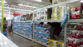 Toilettenpapier Walmart Burg