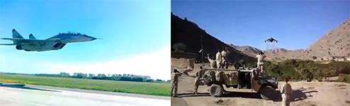 Top-10 Kampfjet Tiefflug-Videos