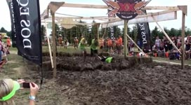Tough Mudder - Elektroschocker