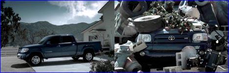 auto, toyota, tundra truck