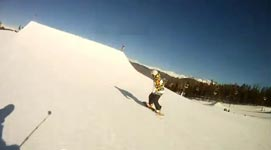 triple rodeo snowboard jump