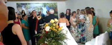 Trompete Hochzeitsmarsch