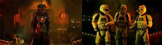 Das ultimative Laserschwert - Troopers: Laser Sword