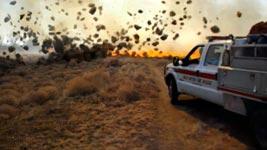 Tumbleweed Feuer-Tornado