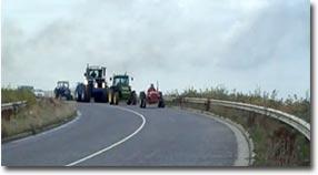 turbo traktor, trekker, Traktoren