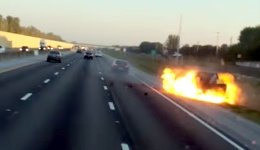 Unfall Florida Explosion