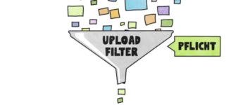 Upload Filter Internet