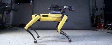 UpTown Spot Roboter tanzen