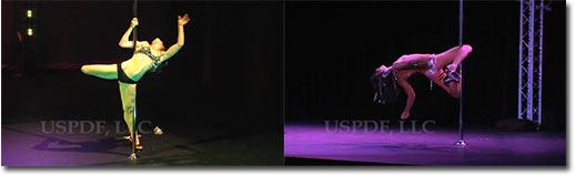 us pole dance, championship, USPDF 2010